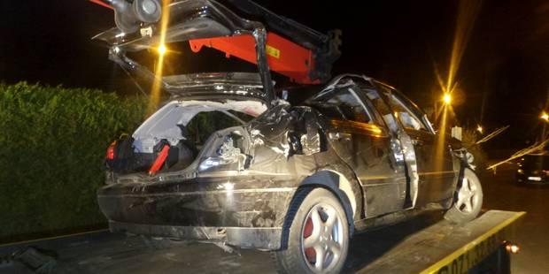 Un automobiliste de 30 ans perd la vie à Acoz - La DH
