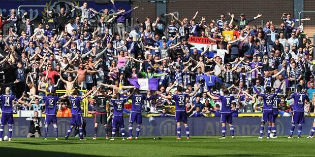 Anderlecht veut plus gâter ses fans - La DH