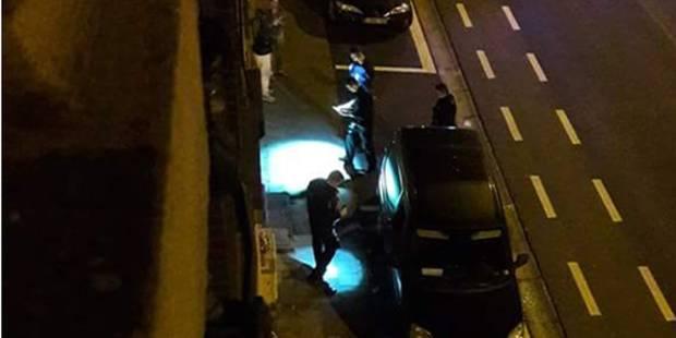Coups de feu sur deux voitures à Couillet - La DH