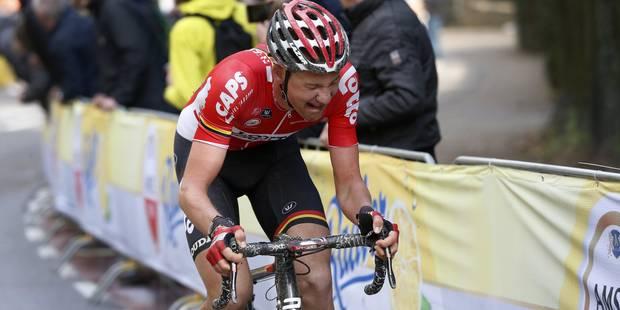 Lotto-Soudal au Giro: Monfort pour le général, Wellens et Vanendert pour une étape (VIDEO) - La DH