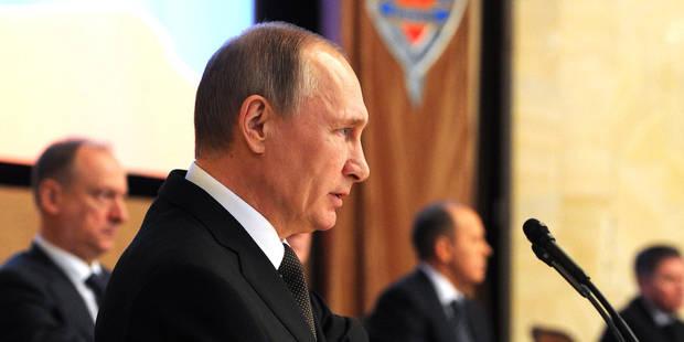 """Russie: plusieurs attentats ordonnés par des """"terroristes"""" de Turquie et de Syrie déjoués - La DH"""