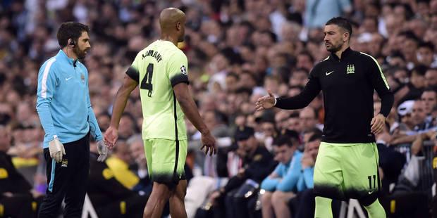 """Manuel Pellegrini: """"nous verrons ce jeudi pour Vincent Kompany"""" (VIDEO) - La DH"""
