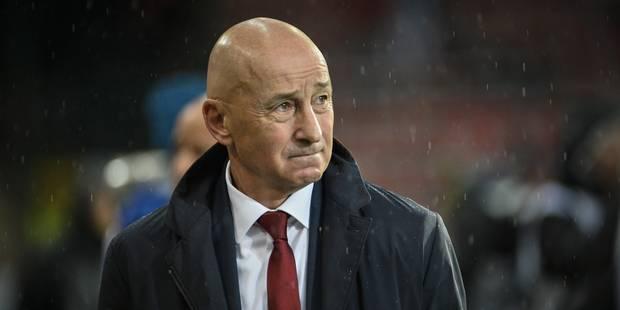 L'ancien coach du Standard Slavoljub Muslin est le nouveau s�lectionneur de la Serbie