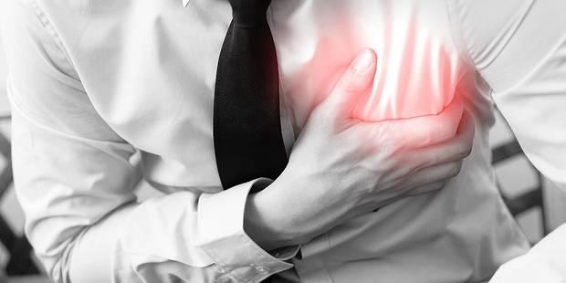 15.000 Belges décédés d'une crise cardiaque ou d'un AVC en 2013 - La DH