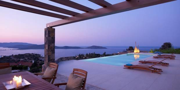 10 villas de rêve qui donnent envie d'aller en Grèce - La DH