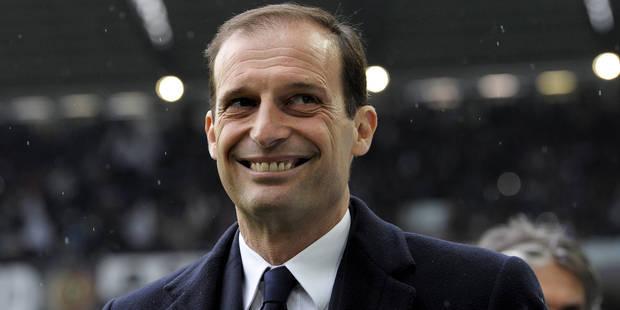 Massimiliano Allegri prolonge son contrat avec la Juventus - La DH
