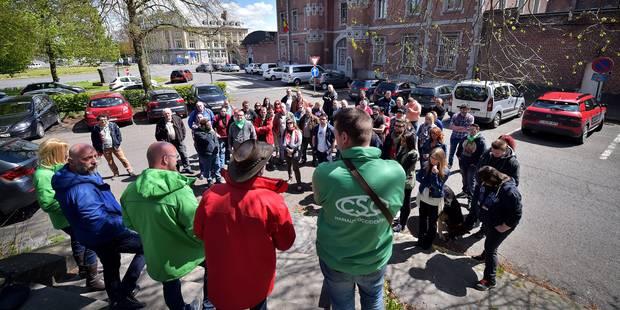 Mons, Namur, Lantin, Forest: les prisons disent non à Koen Geens - La DH
