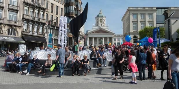 Fête de l'Iris: les discours politiques soulignent l'importance de coopérer - La DH