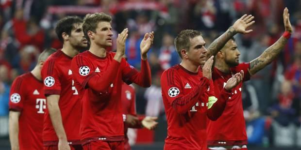 Bundesliga: le Bayern se console en empochant son 4e titre de champion de rang - La DH