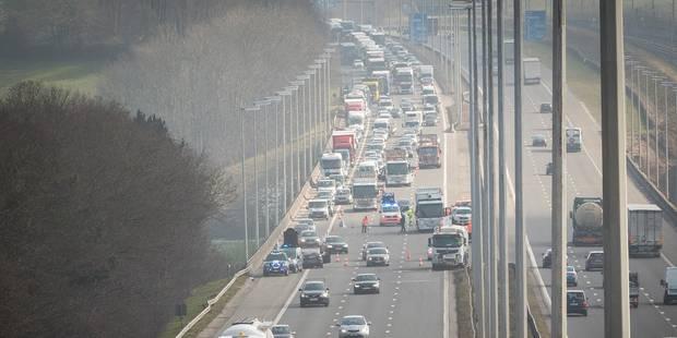 Les routes sont chargées en raison des retours de week-end - La DH