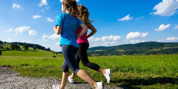 Les femmes et le running: après quoi courent-elles ? - La DH
