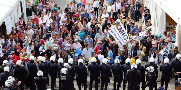 Des agriculteurs menacent de boycotter la Foire agricole de Libramont - La DH