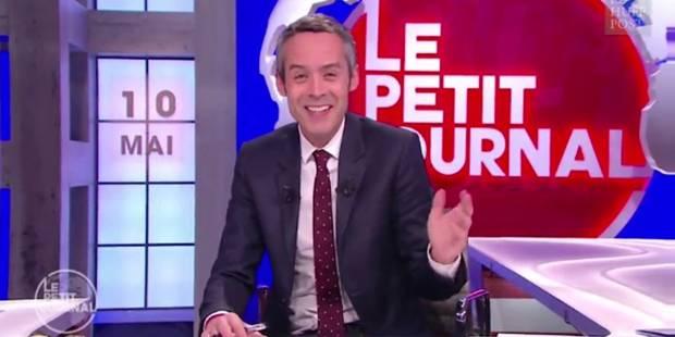 """Yann Barthès se moque de son départ pour TF1... et de """"TPMP"""" (VIDEO) - La DH"""