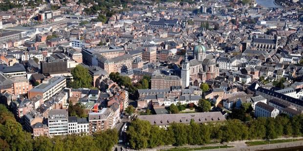 Namur tourne sa websérie - La DH