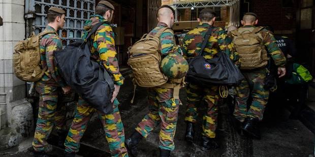 Prisons en grève: 120 militaires en rotation répartis dans les prisons bruxelloises et wallonnes - La DH