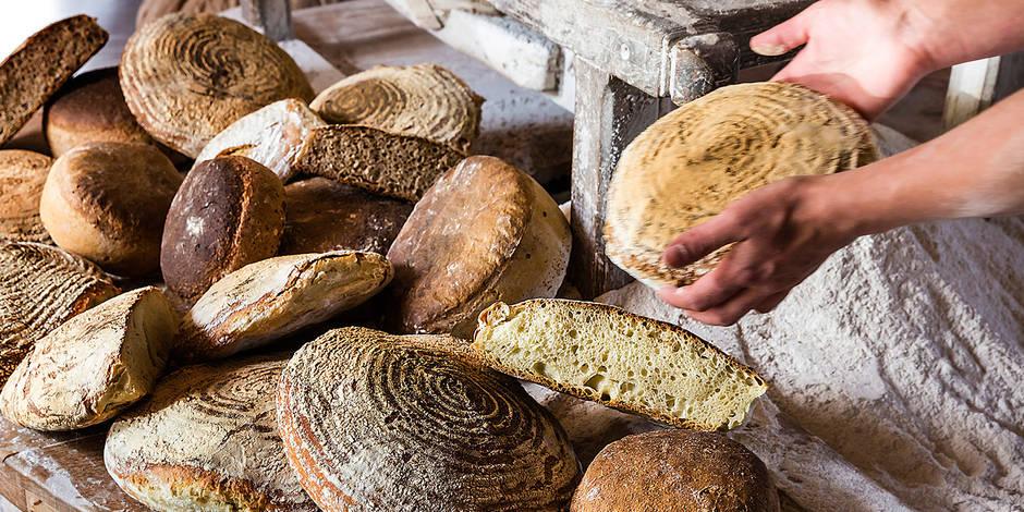 Voici o trouver des farines belges sans additifs et du for Ou trouver du bois flotte en belgique