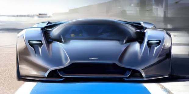 Aston Martin va développer une hypercar avec Red Bull - La DH
