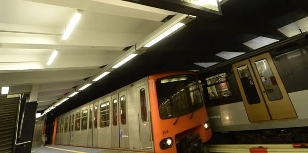 Le colis suspect découvert à la station Rogier neutralisé, reprise de la circulation - La DH