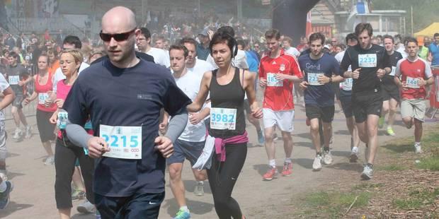 Les inscriptions de la 1re édition des 12 km d'Anderlecht sont ouvertes - La DH