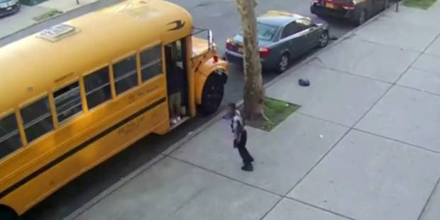 Etats-Unis: des enfants mettent le feu à un bus scolaire (VIDEO) - La DH