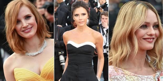 Festival de Cannes: les plus belles tenues de l'ouverture - La DH