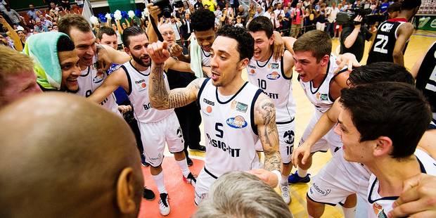 Scooore ! League: un Brussels historique file en demi ! - La DH
