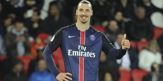 """Zlatan quitte le PSG: """"Je suis arriv� comme un roi, je pars comme une l�gende"""" (VIDEOS)"""