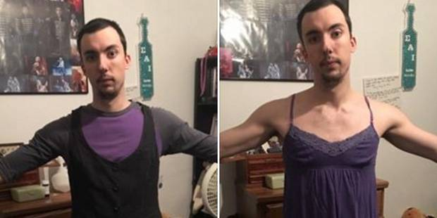 Cet homme dénonce les tailles de vêtements qui font croire aux femmes qu'elles sont grosses - La DH