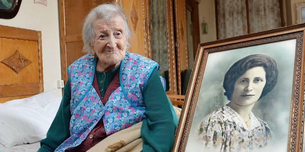 Mort de la doyenne de l'humanité, la nouvelle est une Italienne de 116 ans - La DH