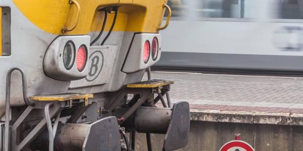 Un ado meurt, happé par un train à Péruwelz - La DH