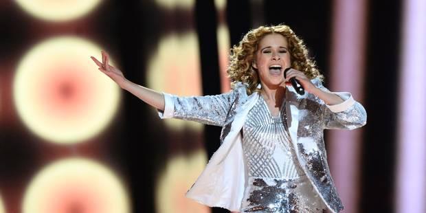 """""""L'aventure est finie"""", Laura Tesoro remercie ses fans après sa performance à l'Eurovision - La DH"""