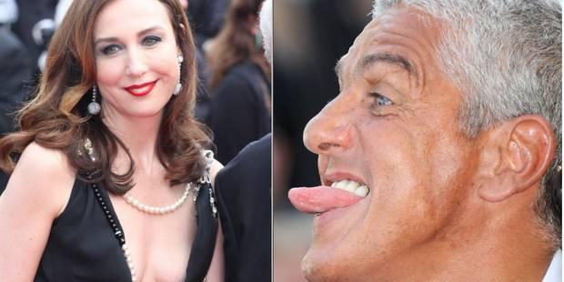 A Cannes, Naceri se fait arrêter et Elsa Zylberstein dévoile sa poitrine - La DH