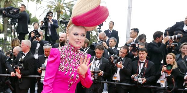 Les stars se permettent toutes les excentricités au Festival de Cannes (PHOTOS) - La DH
