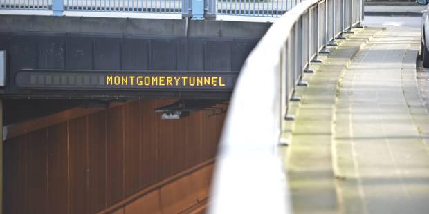 Réouverture du tunnel Montgomery reportée en novembre - La DH
