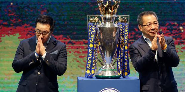 """Leicester promet des """"joueurs incroyables sans dépenser des sommes folles"""" - La DH"""