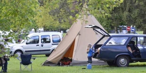 Intoxication dans un camping de Dinant: Du norovirus dans les selles - La DH
