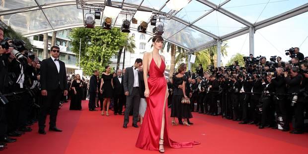 Bella Hadid, Irina Shayk, Alessandra Ambrosio : montée des marches bombesque pour le film des Dardenne - La DH