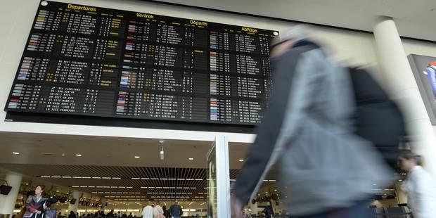 Attentats à Bruxelles: une autre reconstitution à l'aéroport durant la nuit - La DH