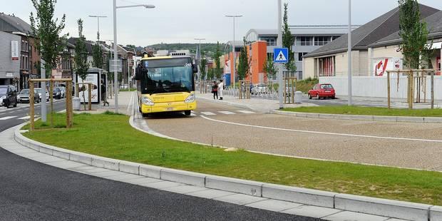 Seraing: les bus ne se touchent pas ! - La DH