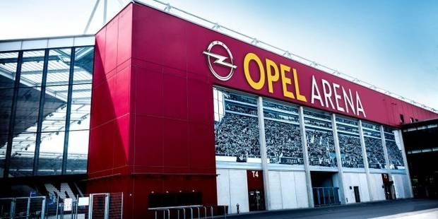 Opel s'offre l'Arène de Mayence - La DH