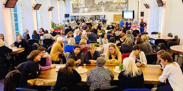 Les ménopause-cafés débarquent en Belgique - La DH