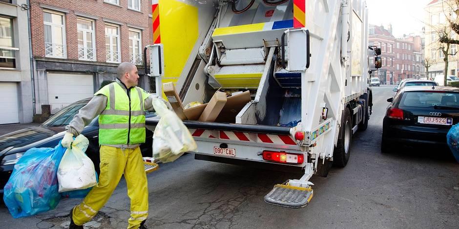 Le Brabançon jette une demi-tonne de déchets par an - La DH