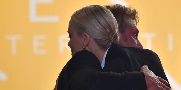 Cannes : tendresse entre Sean Penn et Charlize, épuisement pour Katy Perry et Orlando - La DH
