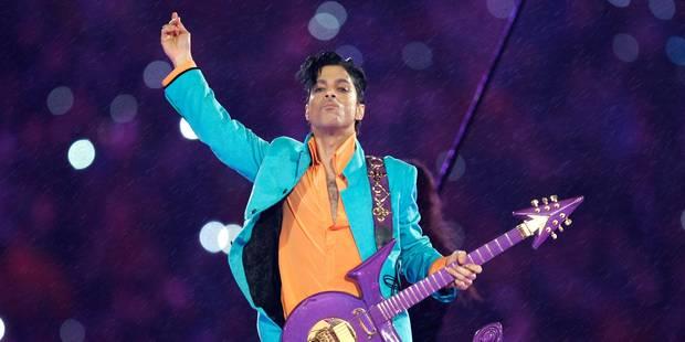 Prince serait mort plusieurs heures avant qu'on ne retrouve son corps - La DH