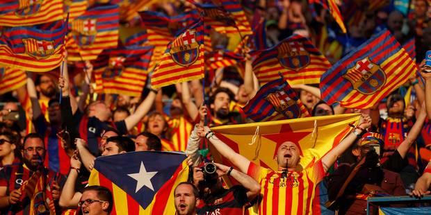 Coupe d'Espagne : l'hymne espagnol sifflé par les supporteurs barcelonais (VIDEOS) - La DH