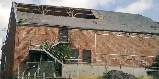 La ferme des Quatre-Bras sera démolie - La DH