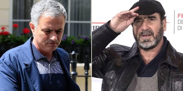 Manchester United: Mourinho se fait attendre, Cantona se fait entendre - La DH