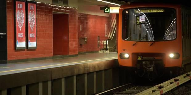 Manifestation nationale: La situation dans les transports bruxellois reste inchangée mardi soir - La DH