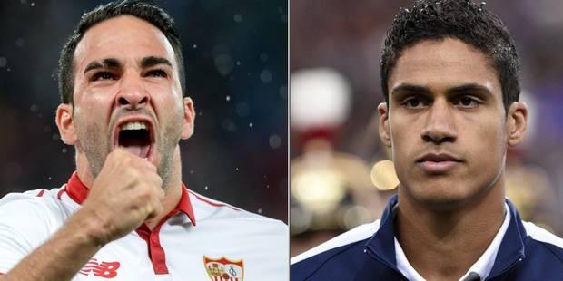 Euro 2016: Varane forfait, Rami débarque parmi les 23 - La DH