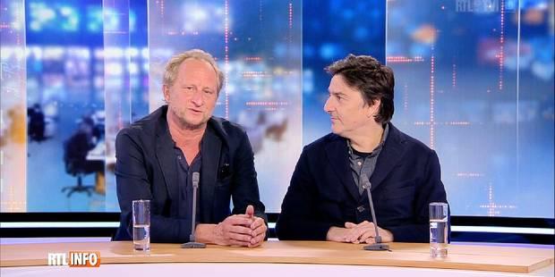 Poelvoorde met le feu au JT de RTL (VIDEOS) - La DH